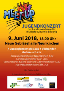 Meet-Up-Plakat 2018